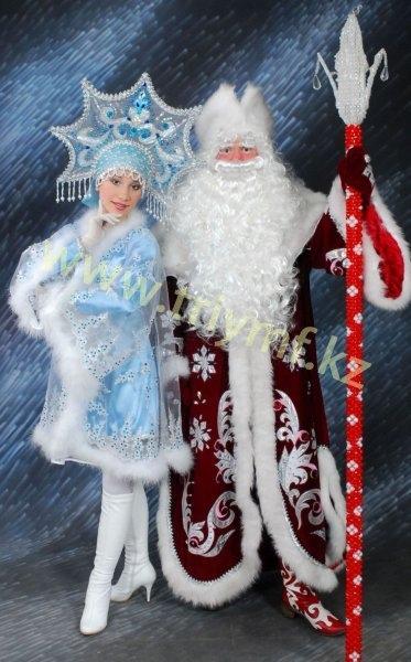 Поздравление снегурочки для взрослых фото 897